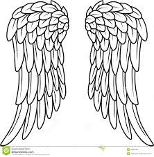 Engel Kleurplaat Vleugels Ausmalbild Einhorn Fabelwesen Einhrner