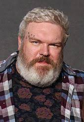 kristian nairn has portra hodor since the beginning of the series