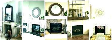 decorative fireplace screens wrought iron decorating ideas with mirror above decor antique screen fire