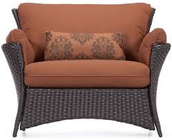 patio furniture features weather resistant returnable 30 day seating capacity 2 3 person set includes lounge chair ottoman