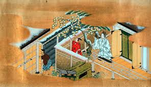 heian aesthetics ki no tsurayuki in his preface to the kokinshu was the first to describe the workings of this aesthetic mono no aware