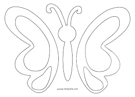 Butterfly Birthday Cake Template Printable Patterns To Print Quilt