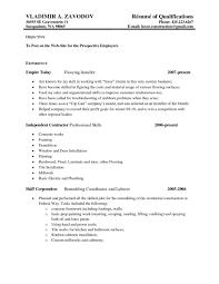 Carpet Installer Job Description Resume Carpet Nrtradiant