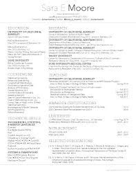 Appropriate Resume Font Resume For Study
