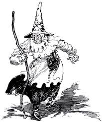Small Picture Wicked Witch Coloring Pages Coloring Pages Kids