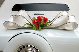 Wedding Car Decorations Accessories Wedding Car Decorations and Accessories 3