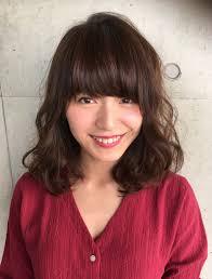 若く見える髪型 朝ラク春ボブ横浜美容室ラムデリカyuka ヘアカタログ