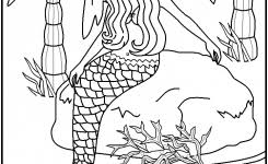 Small Picture Mako Mermaid Coloring Pages Coloring Pages