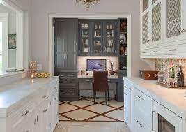 kitchen cabinet door styles Kitchen Traditional with beige floor