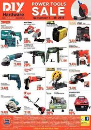 power tools for sale. power tools sale at diy hardware offer valid from september 1 30 2015 71896 for