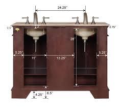 48 vanity double sink. 48 vanity double sink