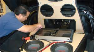 car sound system installation. how to install a car audio system? sound system installation r