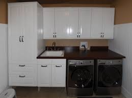 home decor laundry room sinks with cabinet stainless steel sink