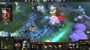 burning dota 2 live 468 phantom lancer youtube