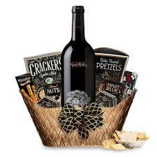silver oak napa valley cabernet sauvignon gift basket