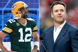 Carson Palmer: Aaron Rodgers looked ...