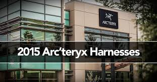 arc teryx s harnesses have been pletely re ved for 2016 in addition to taking feedback from climbers harness designer tony richardson was equipped