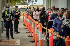 Strain of the coronavirus that's spread from a quarantine hotel. Australia Eases Lockdown In Its Coronavirus Epicenter Victoria Bloomberg