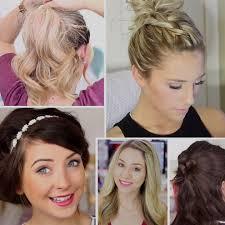 Amazing Frisuren Sch Ne Einfache Frisuren F R Schulterlange Haare