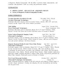 Resume Template Google Custom Cardiac Resume Template Ultrasound Resume Cardiac Resume Template