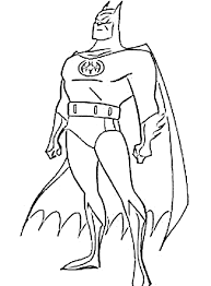 Small Picture Free Printable Batman Coloring Pages For Kids