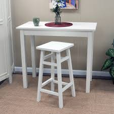 antique white bar stools. Carolina Tavern White Pub Table And 1 Bar Stool Set - Antique Walmart.com Stools D