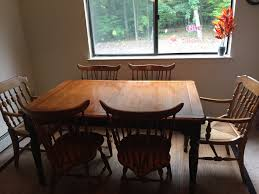 Dining Table Craigslist Free Craigslist Dining Set Tradereduce Reuse Recycle Youtube