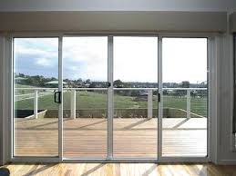 stacking glass doors medium size of door design out of sight sliding glass door lock bar