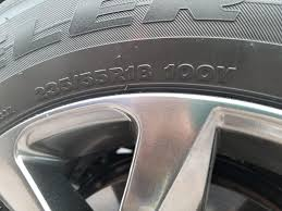 Chevy Wheel Size Chart What The Numbers On Tires Really Mean And Why They Matter
