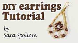 Beaded Earring Patterns For Beginners Awesome Inspiration Ideas