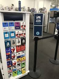 Used Vending Machines Amazon Interesting Some Best Buy Stores Carrying Amazon Giftcards Again Doctor Of Credit
