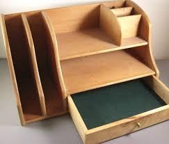 wooden desk ideas. wooden desk organizer with cubbyholes u0026 drawer by ublinkitsgone ideas m
