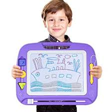 SGILE Large Magnetic Doodle Board Toy, Magnetic ... - Amazon.com