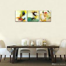 3 panels wall art painting abstract watercolor with wooden framed print on canvas for home decoration ready to hang living room dceor wall art abstract  on abstract watercolor wall art with 3 panels wall art painting abstract watercolor with wooden framed