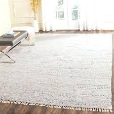 modern rag rug hand woven rag rug ivory cotton rug rugs usa runner