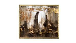 quintessa umpara bronze 01 painting luxdeco com