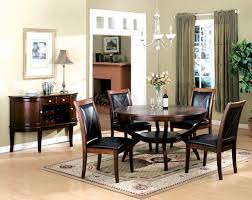 Excellent Formal Dining Room Sets Design Featuring Furnished - Formal round dining room sets