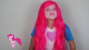 disneys frozen anna makeup tutorial my little pony pinkie pie makeup tutorial equestria s doll cosplay kittiesmama