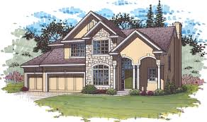 home floor plans color. olympus custom homes kylie floor plan front elevation home plans color