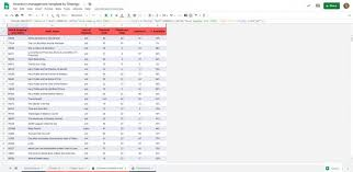 Data Inventory Template Personal Gdpr Free Asset