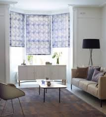 Finding Similarities Between Shutters And Life  Astawerks  Bow Roller Blinds Bay Window