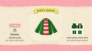 Air pockets created by the bulk of the feathers allow for the retention of warm air. Edd S Jacket Animal Crossing New Horizons Custom Design Nook S Island
