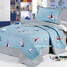 european sailing scotland plaid bedding mediterranean style bedding set kids handmade applique patchwork quilt black comforter sets queen king size bedding