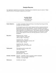 Teenage Resume For First Job Resume Objective Examples For Teenagers Sample How To Write Teens 77