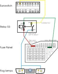 vw jetta mkiv mk4 rear fog light help volkswagen bora Fog Light Switch Wiring Diagram click image for larger version name finaldiagram jpg views 3733 size 64 9 2001 mustang fog light switch wiring diagram