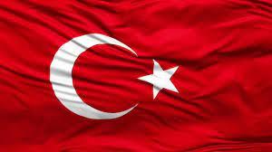 Dalgalanan Türk Bayrağı ( Yarım saatlik ) Sessiz HD - YouTube