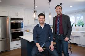The Property Brothers Flip A Page Their TV Triumphs NPR