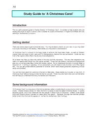 ks a christmas carol by charles dickens teachit english 2 preview