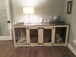 furniture style dog crate. Image Of: Famous XL Dog Crate Furniture Style R