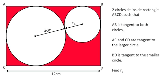 Solve For Radius Of A Circle Math Enter Image Description Here Math ...